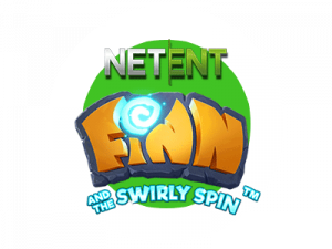 Finn and the Swirly Spin entalhe por NetEnt