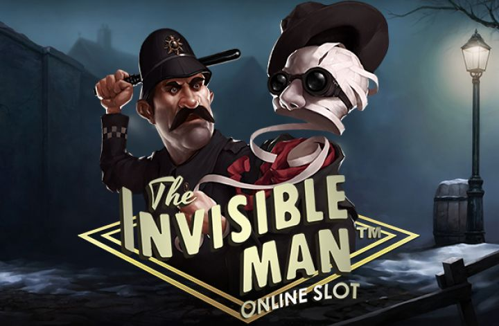 the invinsible man slot