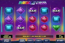 Gem Star Slot de video