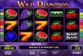 Wild Diamonds jogo de video